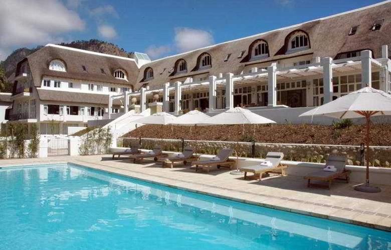 Le Franschhoek Hotel & Spa - Pool - 5