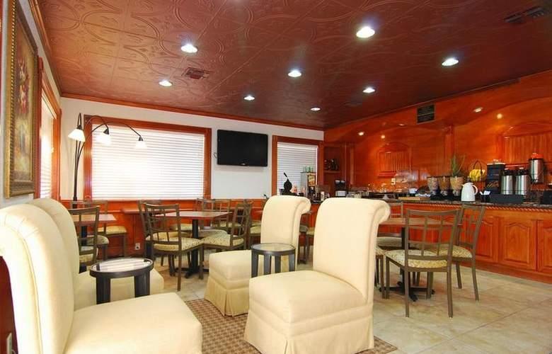 Best Western Kingsville Inn - Restaurant - 115