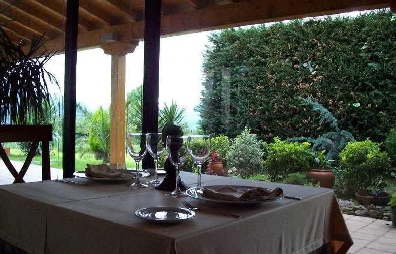 Aire de Ruesga - Restaurant - 13