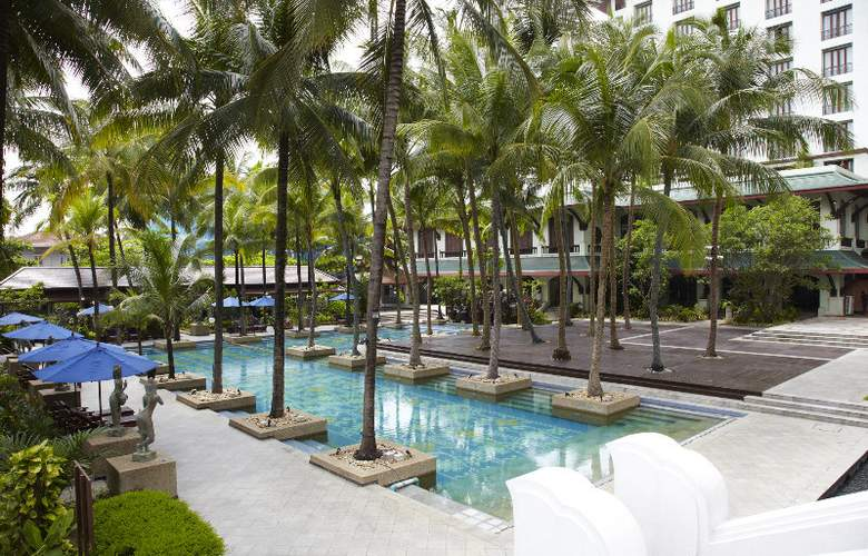 Chatrium Royal Lake Yangon - Pool - 30