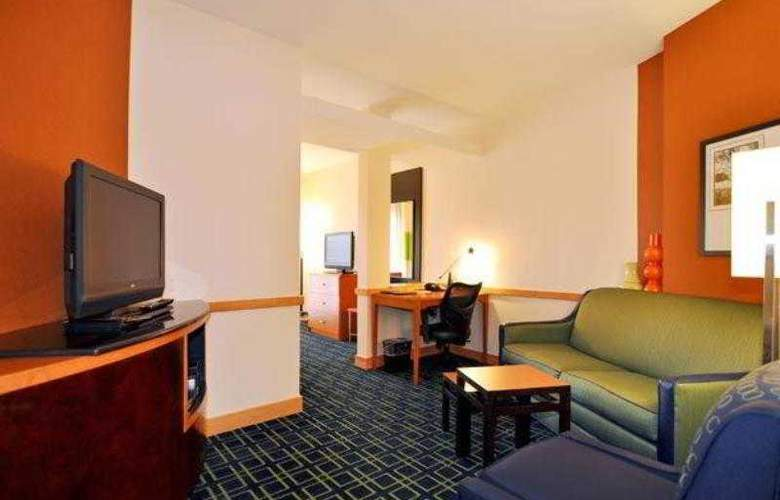 Fairfield Inn & Suites Tehachapi - Hotel - 19