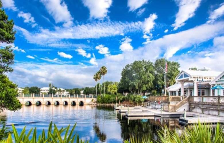 Disney's Old Key West Resort - Hotel - 1