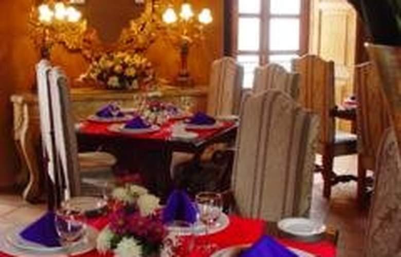 La Mansion de los Sueños - Restaurant - 3