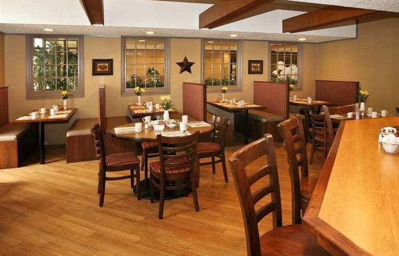 Best Western Glengarry Hotel - Restaurant - 103