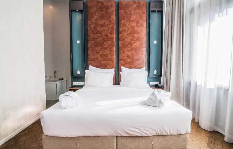 Hotel De Hallen - Room - 1
