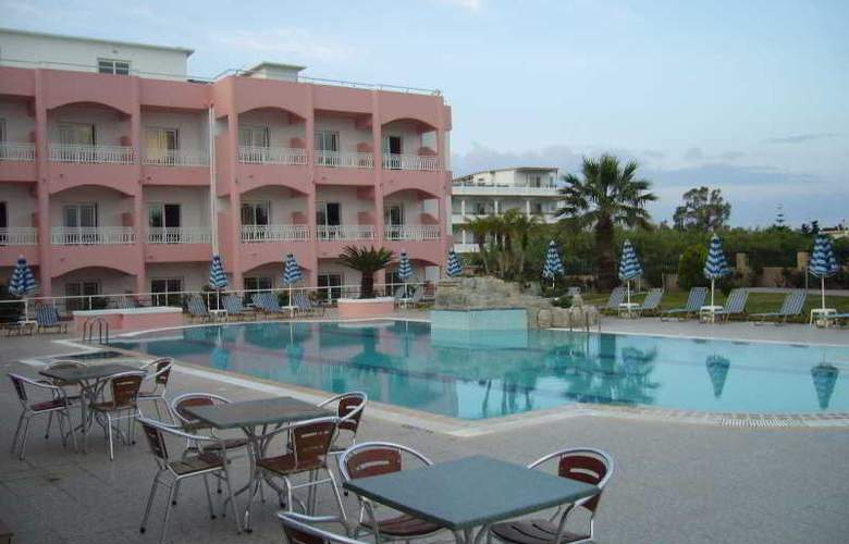 Rhodian Rose Hotel - Pool - 2