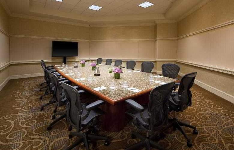 Sheraton San Diego Hotel & Marina - Conference - 45