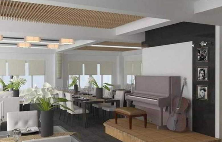 Sabah Saigon Boutique Hotel - Restaurant - 10
