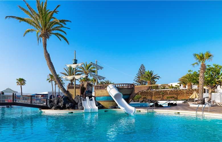H10 Suites Lanzarote Gardens - Pool - 3