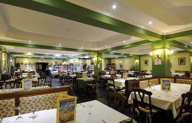 GHM Monachil - Restaurant - 86