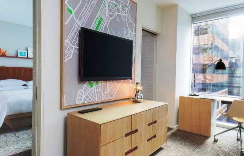 Hyatt Centric Times Square New York - Room - 24
