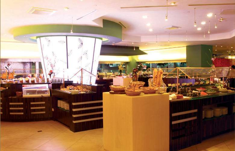 Evergreen Plaza Tainan - Restaurant - 3