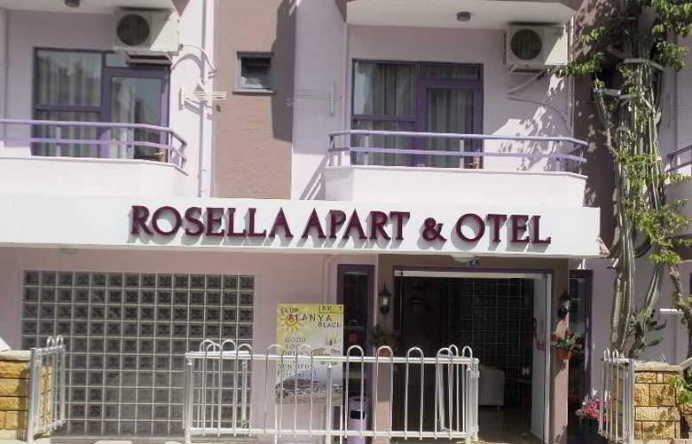 Rosella Apart & Hotel - Hotel - 2