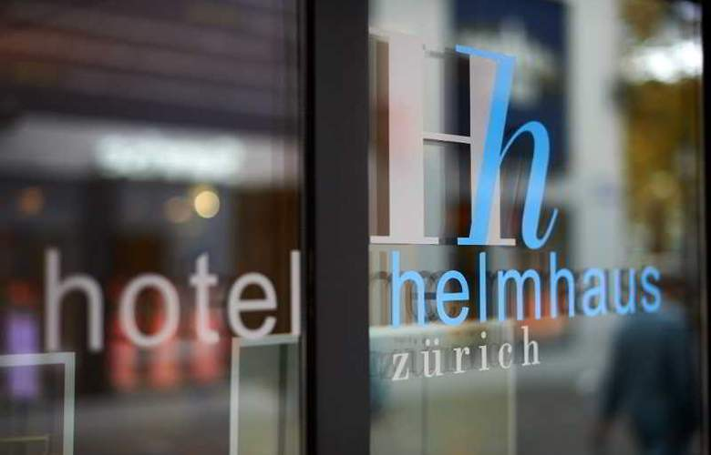 Helmhaus Swiss Quality Hotel - General - 0