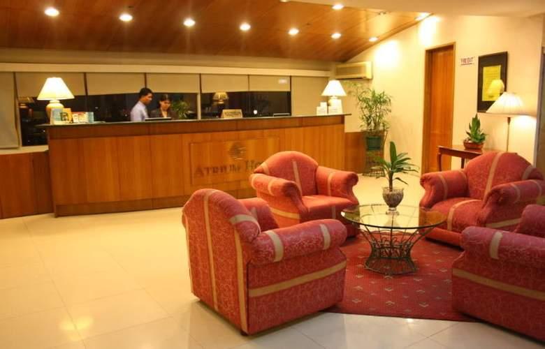 Atrium Hotel - General - 4