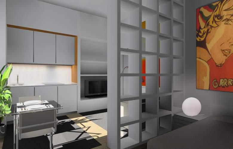 Hello Lisbon Santa Apolonia Apartments - Room - 7