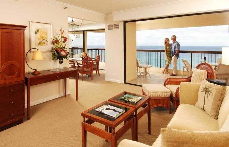 The Residences at Waikiki Beach Tower - Room - 2