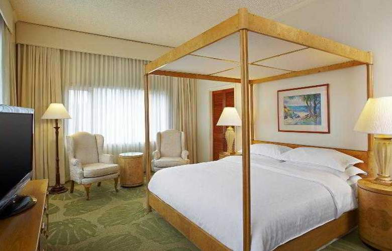 Sheraton Princess Kaiulani - Room - 28
