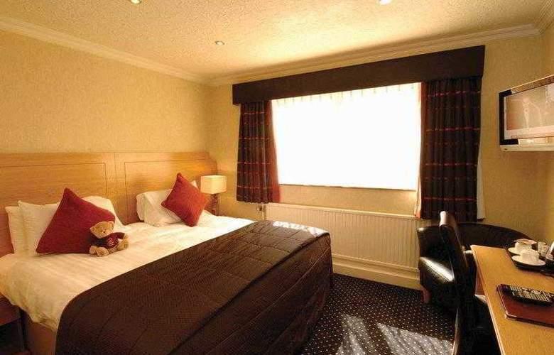 Best Western Fir Grove - Hotel - 24