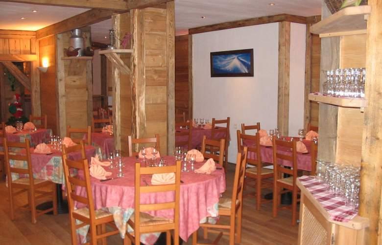 Residence Maeva Le Mont d´Arbois - Restaurant - 3