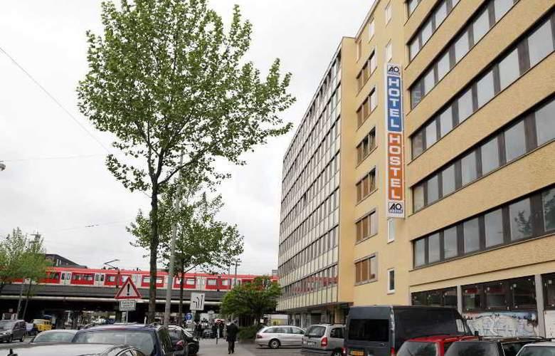 A&O Frankfurt Galluswarte Hotel - Hotel - 6