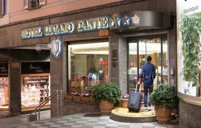 Hotel Lugano Dante Center - Hotel - 10