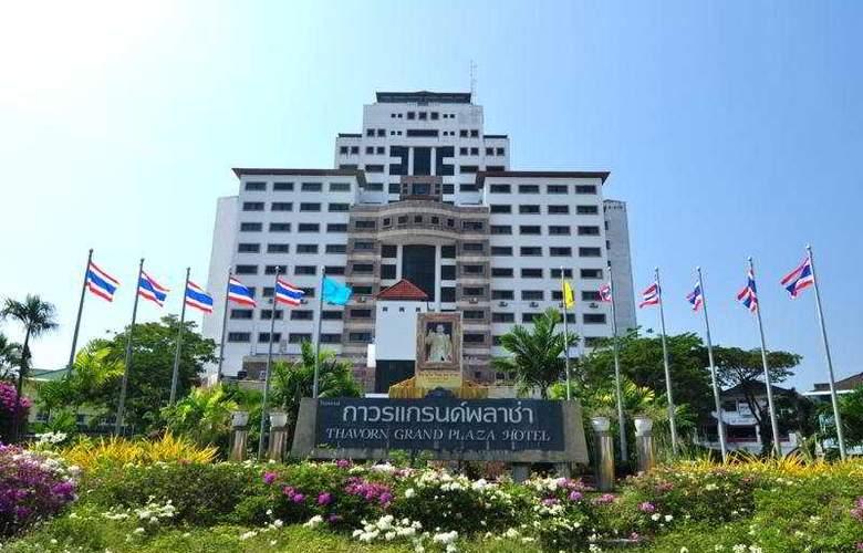 Thavorn Grand Plaza Hotel - Hotel - 0