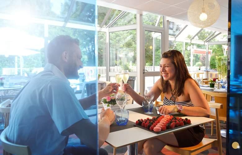 Novotel  Survilliers Saint Witz - Restaurant - 9