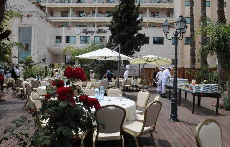 Legacy Jerusalem - Terrace - 4