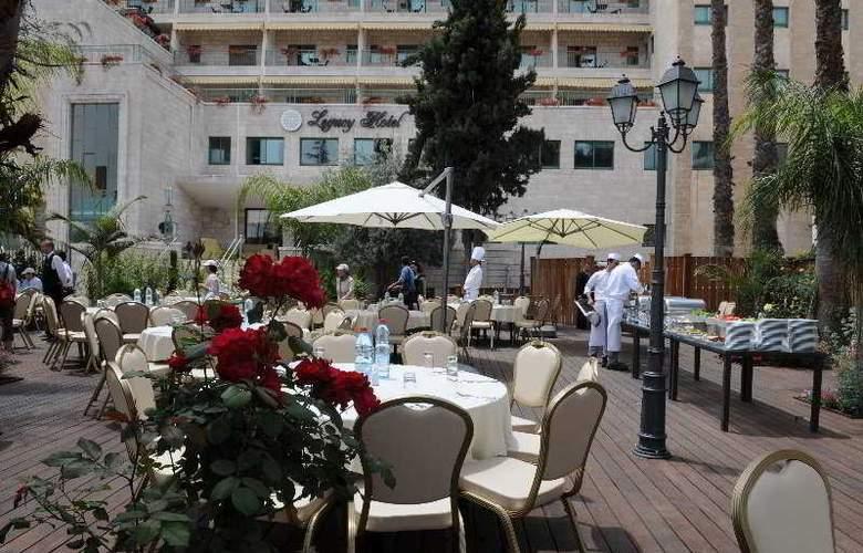 Legacy Hotel Jerusalem - Terrace - 4