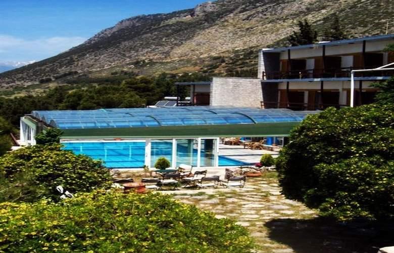 Delphi Palace - Pool - 5