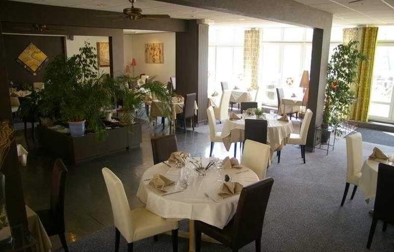Interhotel Neptune Montpellier - Restaurant - 7