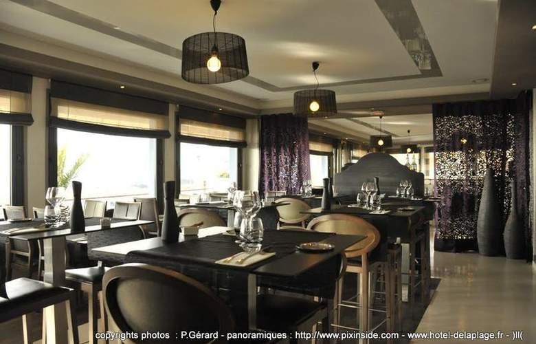 Best Western Hotel de la Plage - Restaurant - 48