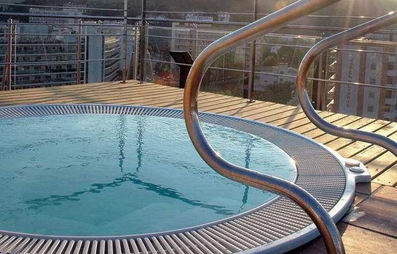 H TOP Calella Palace - Terrace - 8