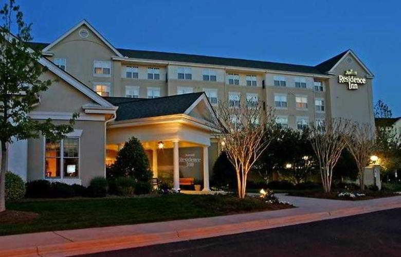 Residence Inn Raleigh Crabtree Valley - Hotel - 1