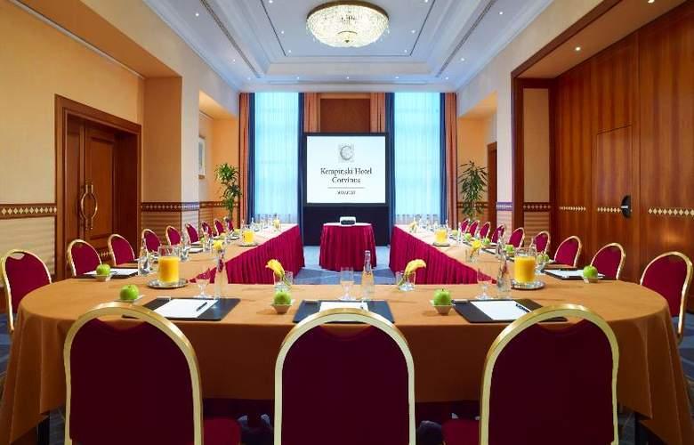 Kempinski Corvinus Budapest - Conference - 20