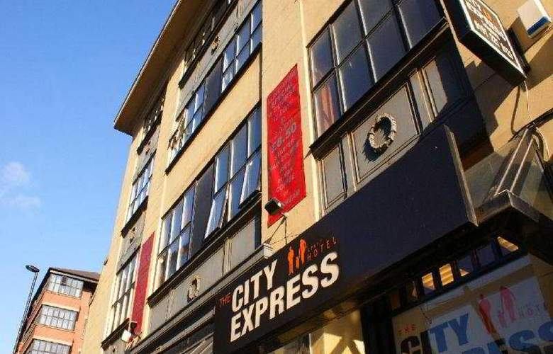City Express Aparthotel - Hotel - 0