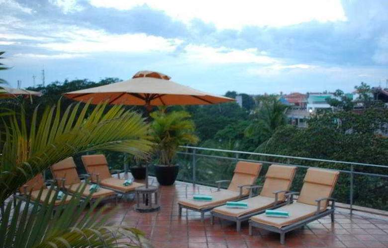 Karavansara Retreat And Residences - Terrace - 12