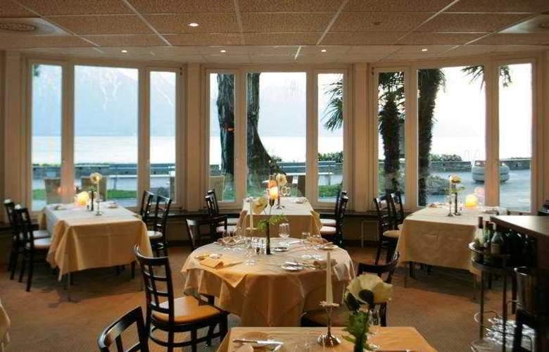 Villa Eden Au Lac - Restaurant - 9
