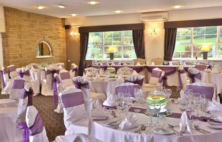 Best Western Bolholt Country Park - Hotel - 63