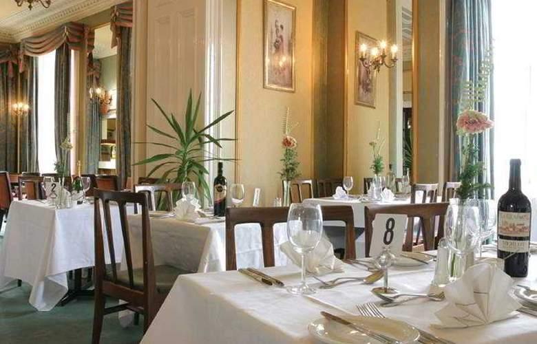Drummond Arms Hotel - Restaurant - 2