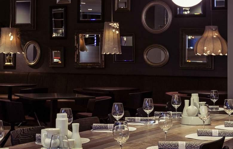 Mercure Amsterdam City - Restaurant - 21