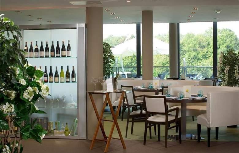 Best Western Palladior Voiron - Restaurant - 16
