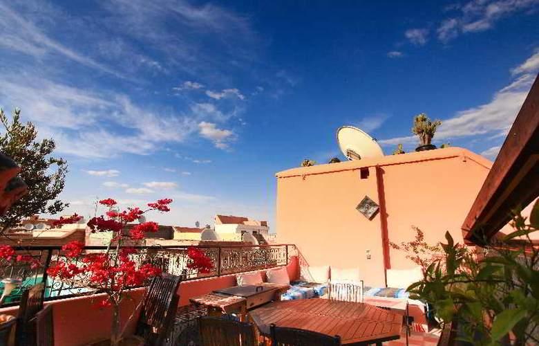 Riad El Grably - Terrace - 28