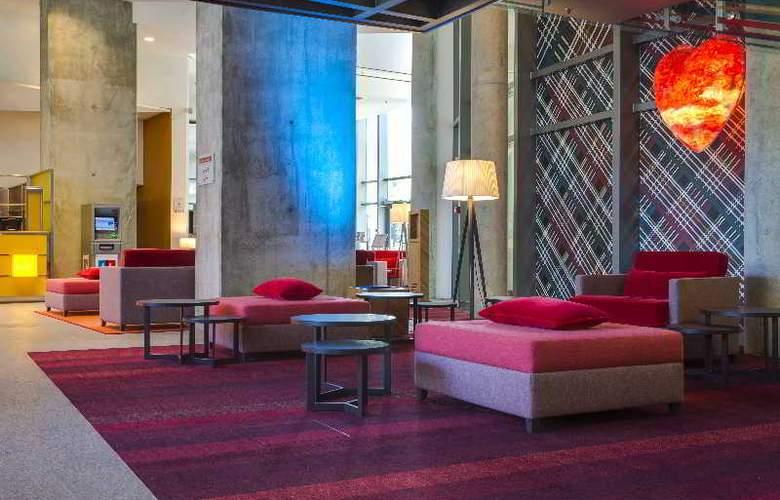 Radisson Blu Hotel Frankfurt - General - 2