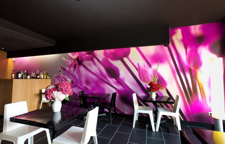 Ellauri Hotela - Restaurant - 4