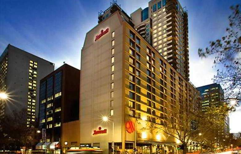 Melbourne Marriott - Hotel - 0