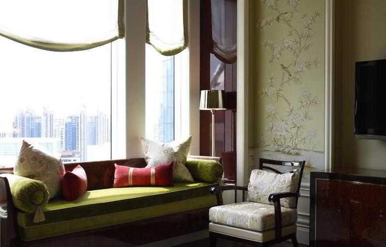 St. Regis Hotel Singapore - Room - 3