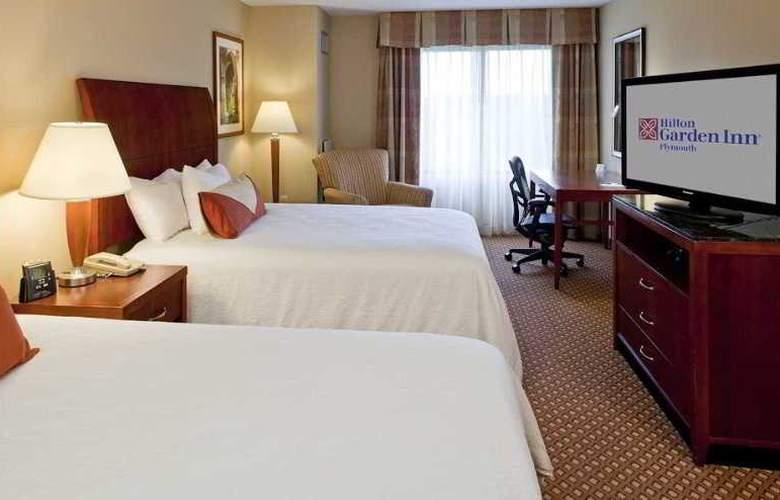 Hilton Garden Inn Plymouth - Room - 9