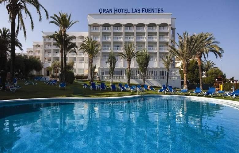 Gran Hotel Las Fuentes - Hotel - 0